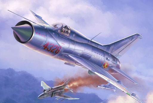 אין תחליף לקרב אגרסיבי. לחימה אווירית בווייטנאם, צילום: joyreactor