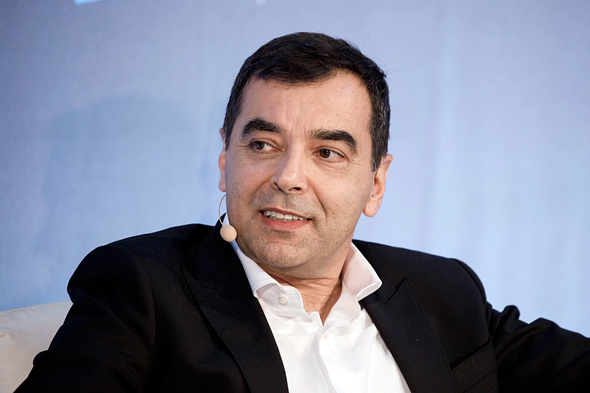 Co-founder and CEO of Mobileye, Amnon Shashua. Photo: Bloomberg