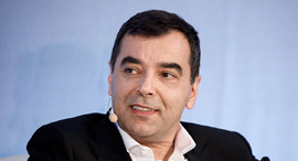 CEO of Mobileye, Amnon Shashua. Photo: Bloomberg