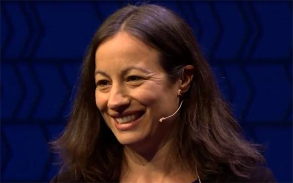 Gili Elkin, General Partner, Israel - Colorado Innovation Fund. Photo: AIPAC