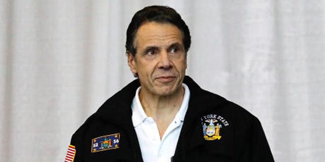מושל מדינת ניו יורק אנדרו קואומו. עשה מאמצים להשגת ציוד רפואי דחוף, צילום:  EPA