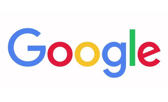 google גוגל לוגו חדש
