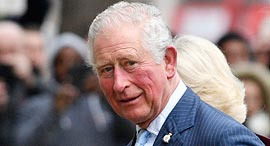 הנסיך צ'ארלס , צילום: אי פי איי