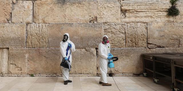 עלה ל-26 מניין המתים מקורונה בישראל; יותר ממיליון דורשי עבודה
