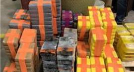 """סמים בשווי 30 מיליון דולר שנמצאו ב תעלה ליד ב סן דייגו ארה""""ב, צילום: U.S. IMMIGRATION AND CUSTOMS ENFORCEMENT"""