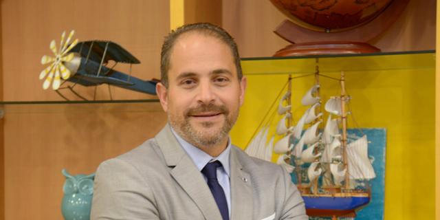 """מנכ""""ל מדטרוניק ישראל ירון יצהרי, צילום: באדיבות חברת מדטרוניק"""