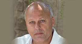 רוני מזרחי נשיא לשכת הקבלנים ובעלי קבוצת מזרחי ובניו זירת הנדלן, צילום: עזרא לוי