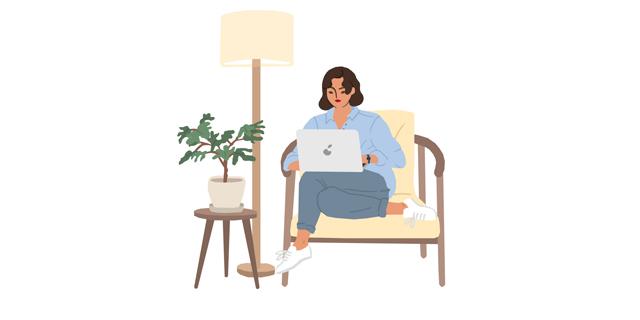 עובדים מהבית: המשרד יעבור לנוח