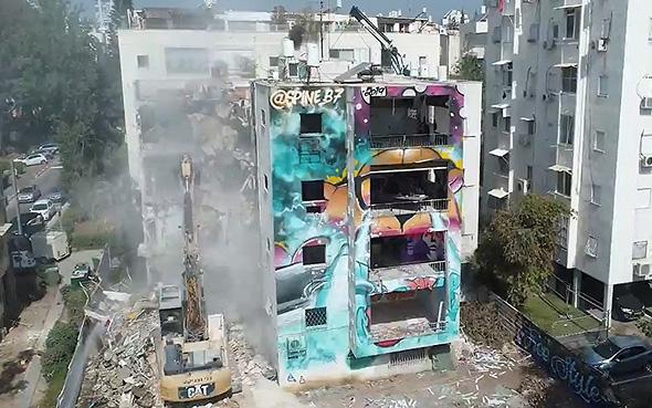 """פרויקט תמ""""א 38 של אנשי העיר בתל אביב. """"כמות המיזמים בהתחדשות עירונית תרד באופן ניכר"""""""