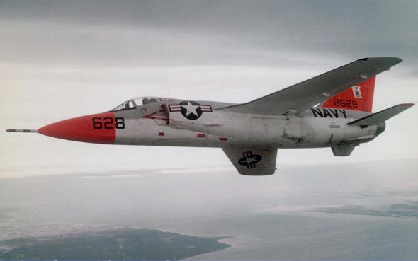טייגר בטיסה מנהלתית, צילום: USN