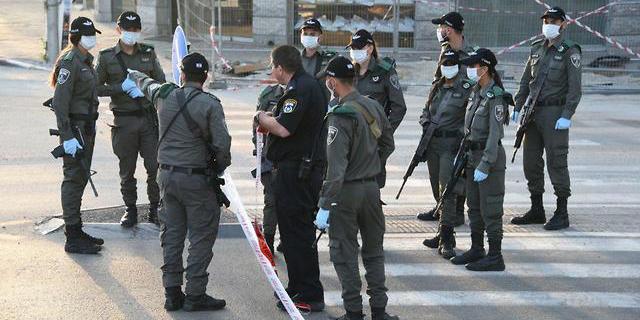 """מתחילת הסגר: דו""""ח אחד בלבד בכל מחוז ירושלים על תפילה שלא על פי התקנות"""