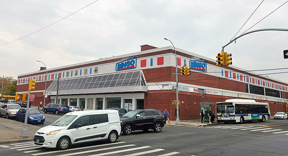 Osher Ad supermarket branch in Brooklyn, New York. Photo:  Osher Ad