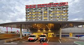 בית חולים רמבם מבחוץ, צילום: פיוטר פליטר