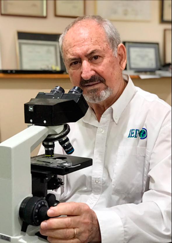 פרופסור צבי הרמן שבת, צילום: פרופסור צבי הרמן שבת