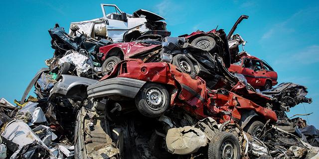 בחסות נגיף קורונה: גריטת המכוניות חוזרת