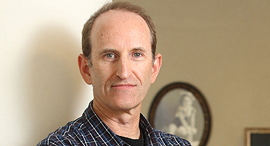 MyHeritage CEO Gilad Japhet. Photo: Orel Cohen