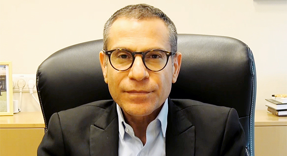 Israel Tax Authority director Eran Yaacov. Photo: Courtesy