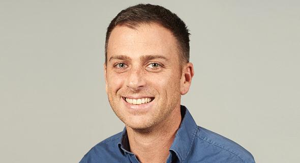 Cyolo CEO Almog Apirion. Photo: Ofir Rachbuch