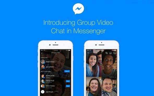 שיחות וידאו בפייסבוק