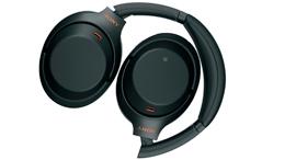 אוזניות מבטלות רעשים של סוני, צילום: Sony