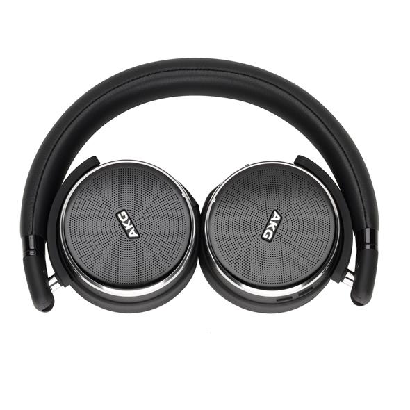 דגם ה- N60NC של AKG. אוזניות ביטול הרעשים של סמסונג, עם הידע של מומחי הסאונד מבית AKG, מתחרה חיצוני משובח לסוני ו-Bose, צילום: AKG