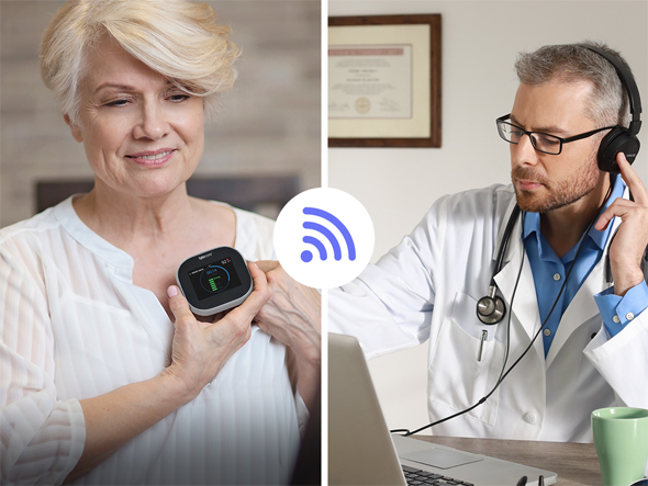 הטכנולוגיה של Tyto Care