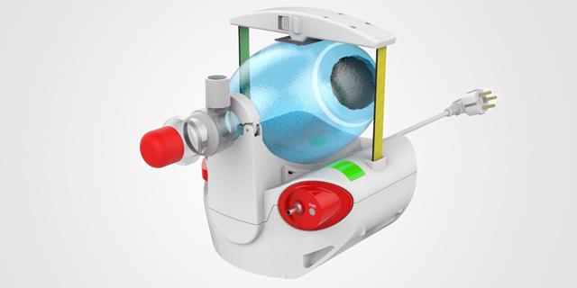לבקשת משרד הבטחון: אלביט תייצר אחרי פסח 3,000 מכונות הנשמה