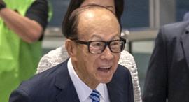Li Ka shing , צילום: בלומברג