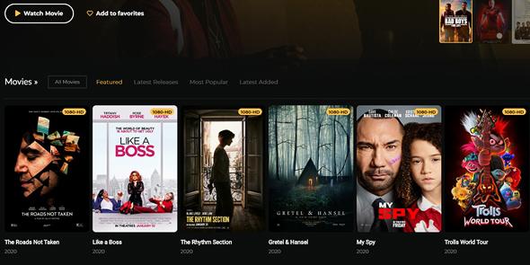 nites.tv, צילום מסך