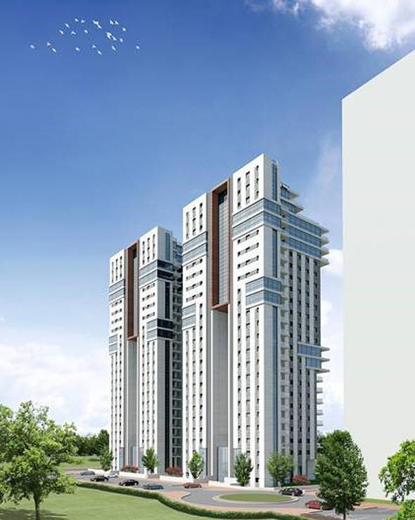 פרויקט אטלנטיס בבת ים. קבוצת מזרחי ובניו מקדמת בנייתן של כ-2,200 יחידות דיור בעיר  , הדמיה: פטרוס מטעם לאה רובננקו אדריכלים