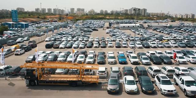 משרד התחבורה הורה לדואר לאסוף מסופי רישוי שהציב במגרשי מכוניות משומשות