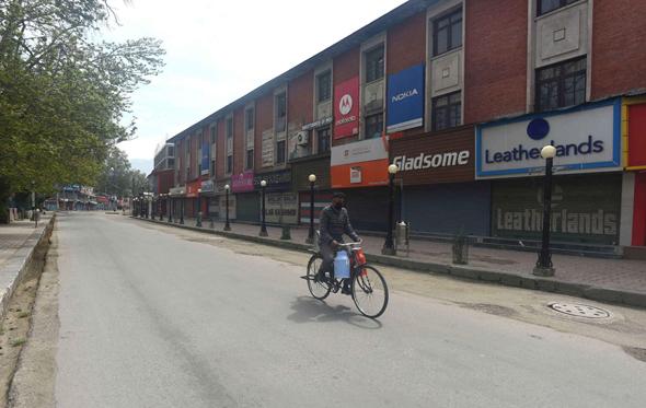 רחוב ריק בהודו
