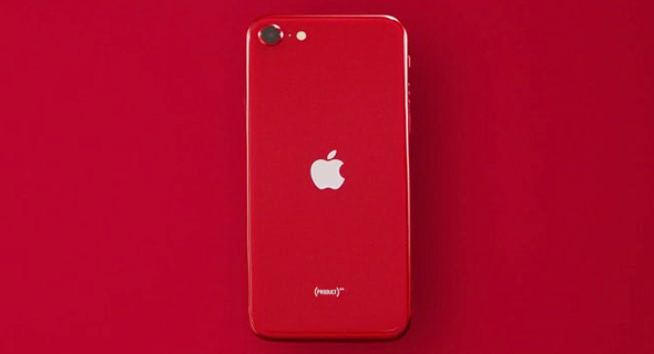אפל אייפון SE מוזל 2,  צילום: Apple