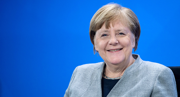 אנגלה מרקל קנצלרית גרמניה בהודעה לאומה גרמניה יוצאת מהסגר קורונה וירוס, צילום: רויטרס
