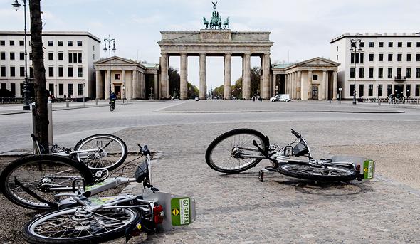 ברלין בזמן הסגר