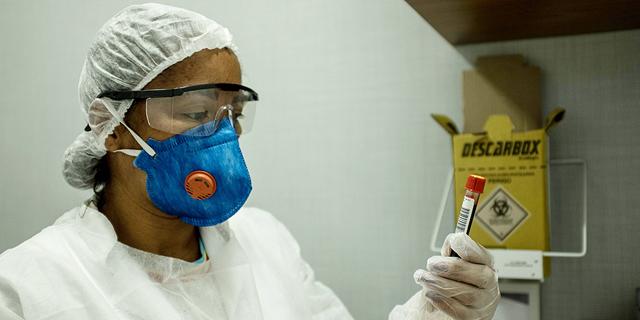 בדיקות קורונה בברזיל, צילום: איי אף פי