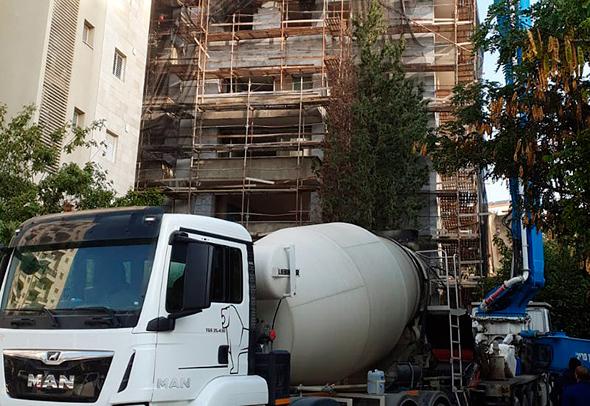 """העבודות בפרויקט של TCI38 ברחוב פנחס ברמת גן. """"הכל טמון בתכנון והיערכות מראש"""""""