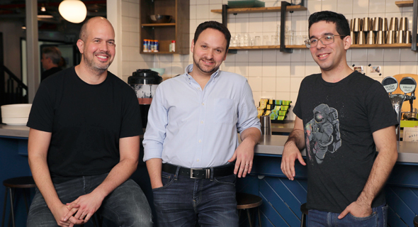 Bridgecrew co-founders Idan Tendler (left), Guy Eisenkot, and Barak Schoster Goihman. Photo: Bridgecrew