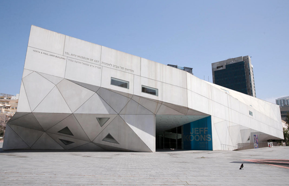 מוזיאון תל אביב, צילום: אוראל כהן