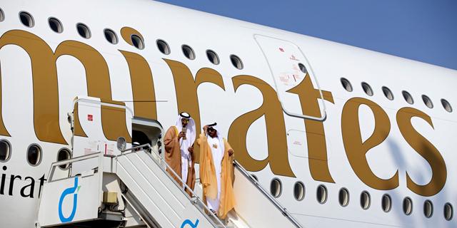 ראשי אמירייטס ואיתיחאד: ללא חילוץ ממשלתי, 85% מחברות התעופה בעולם יקרסו