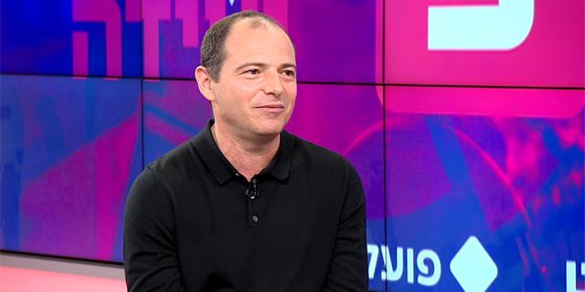 יוסי ויניצקי, מנהל מערך ההייטק בבנק הפועלים , צילום: כלכליסט TV
