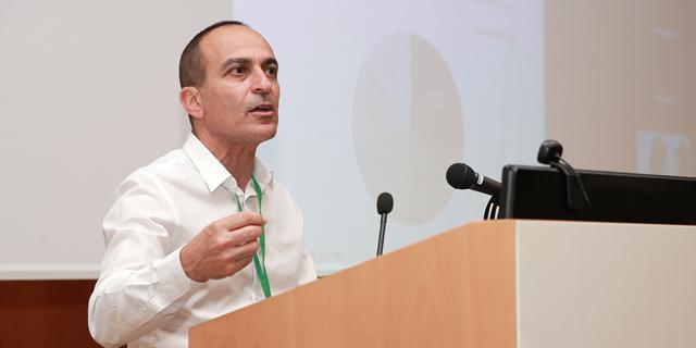פרופסור רוני גמזו , צילום: אוראל כהן
