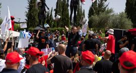 הפגנות של העצמאים , צילומים: עמית שאבי