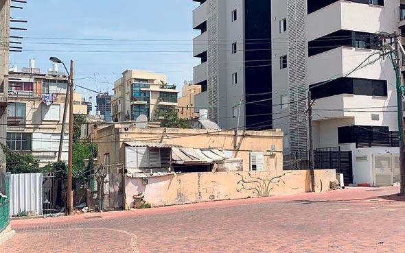 הבית שנמכר ברחוב ראשון לציון בדרום תל אביב
