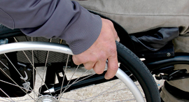 כיסא גלגלים, צילום: Pixabay