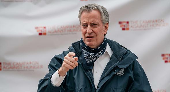 ראש עיריית ניו יורק, ביל דה בלאזיו