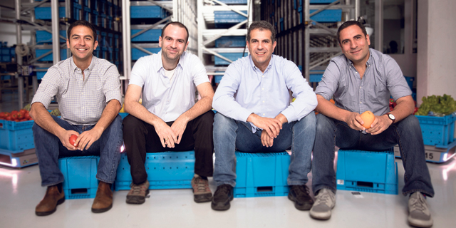 Fabric co-founders. Photo: Ran Yehezkel