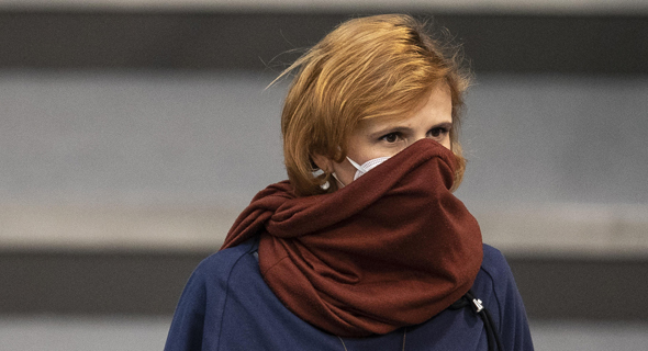 קטיה קיפינג מנהיגת מפלגת השמאל הרדיקלית די לינקה בגרמניה בבונדסטאג