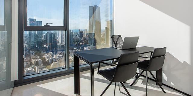 משרדים ויביז זירת הנדלן , צילום: עידן אפליקציה