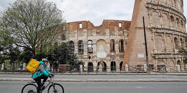 החנויות המשפחתיות יוציאו את איטליה מהסגר הארוך במערב